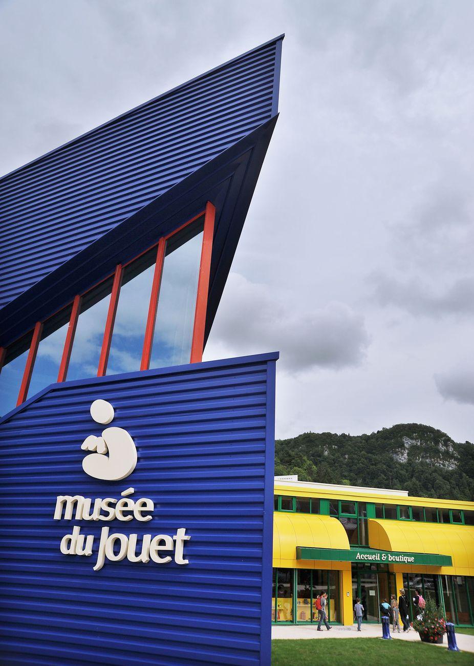 """Le musée du jouet labellisé """" Musée de France """""""