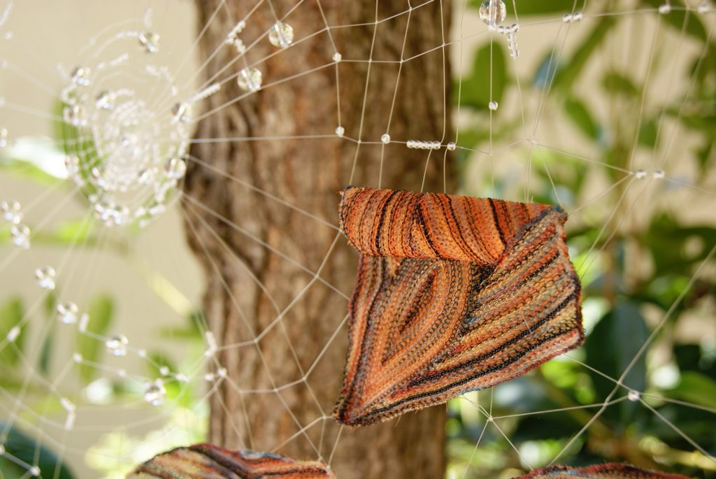 Christine Hurier · Brodeuse d'art · Piège à rêves