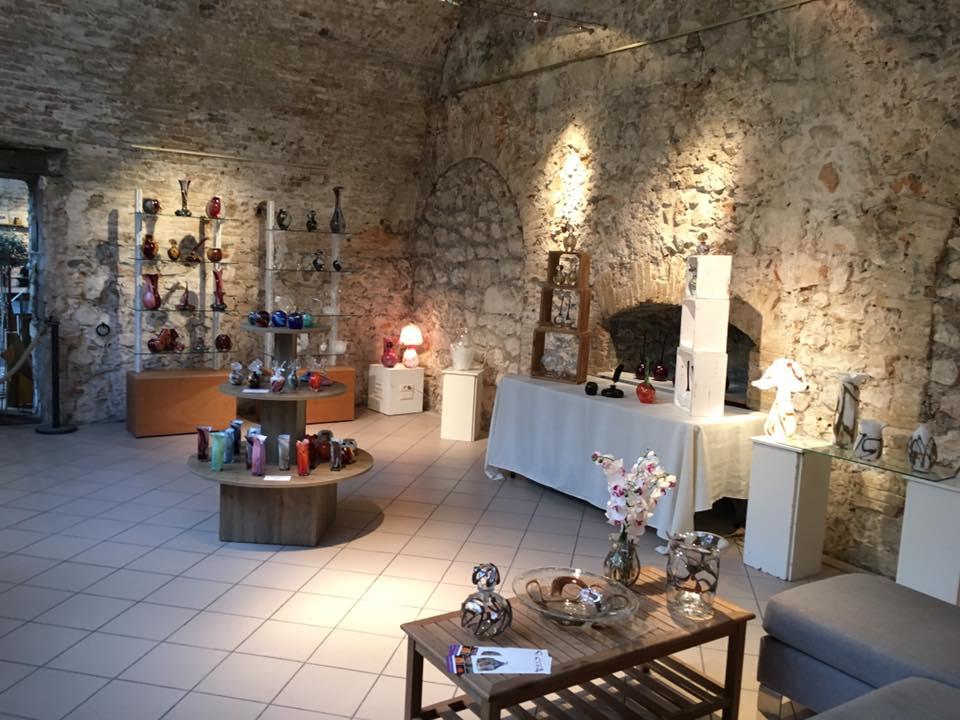 Atelier de verrerie Didier Saba