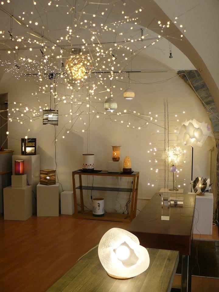 L'espace Métiers d'Art · Centre historique de Millau