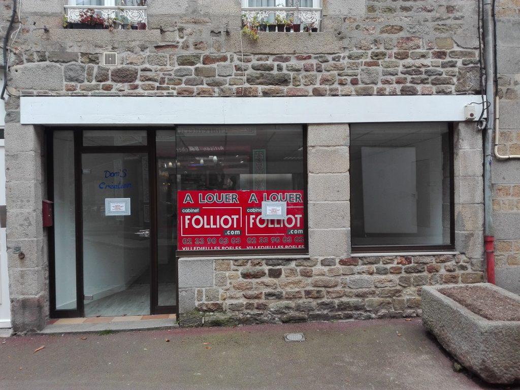 Local au 5 rue du Docteur Havard 50800 Villedieu les Poêles