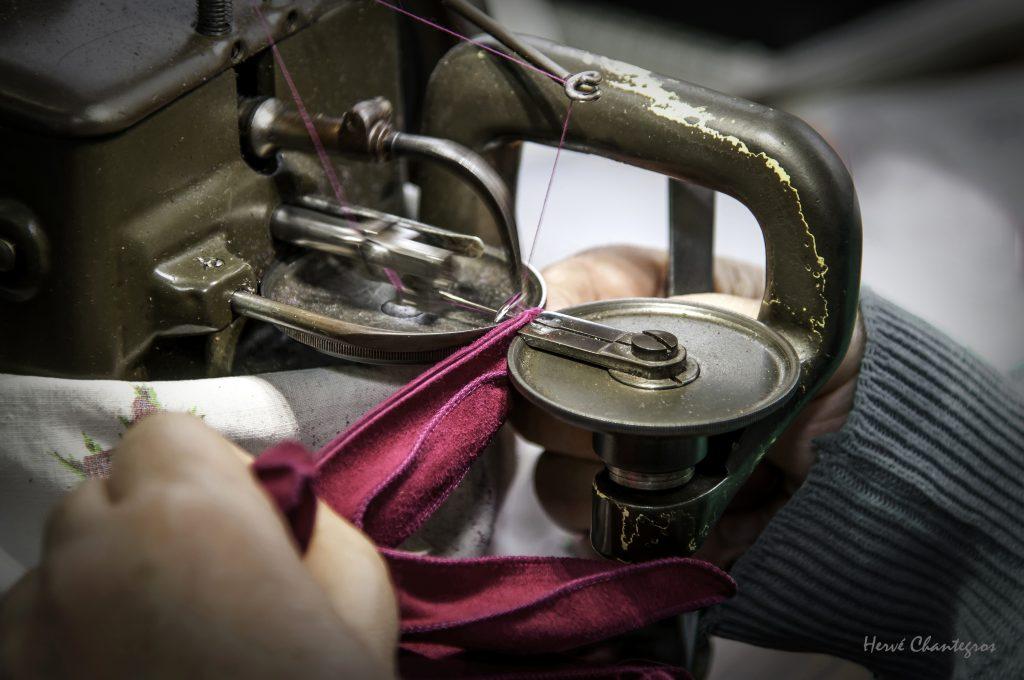 Couture du gant