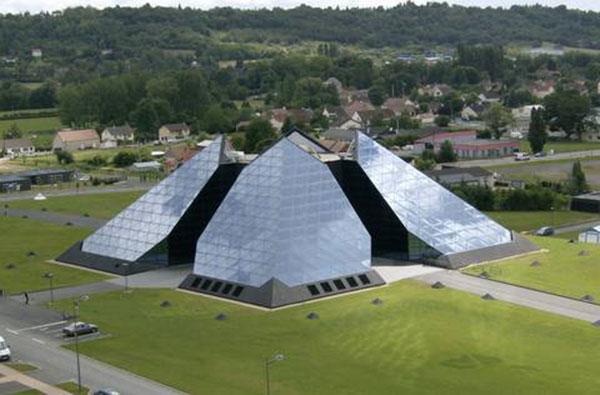Cité de l'Or · Pyramide des métiers d'art