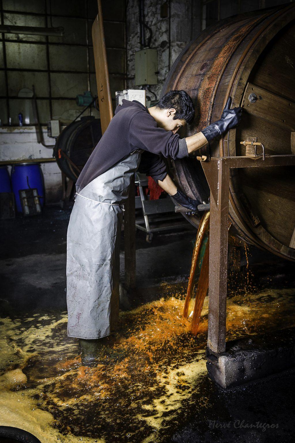 Fabrication du cuir