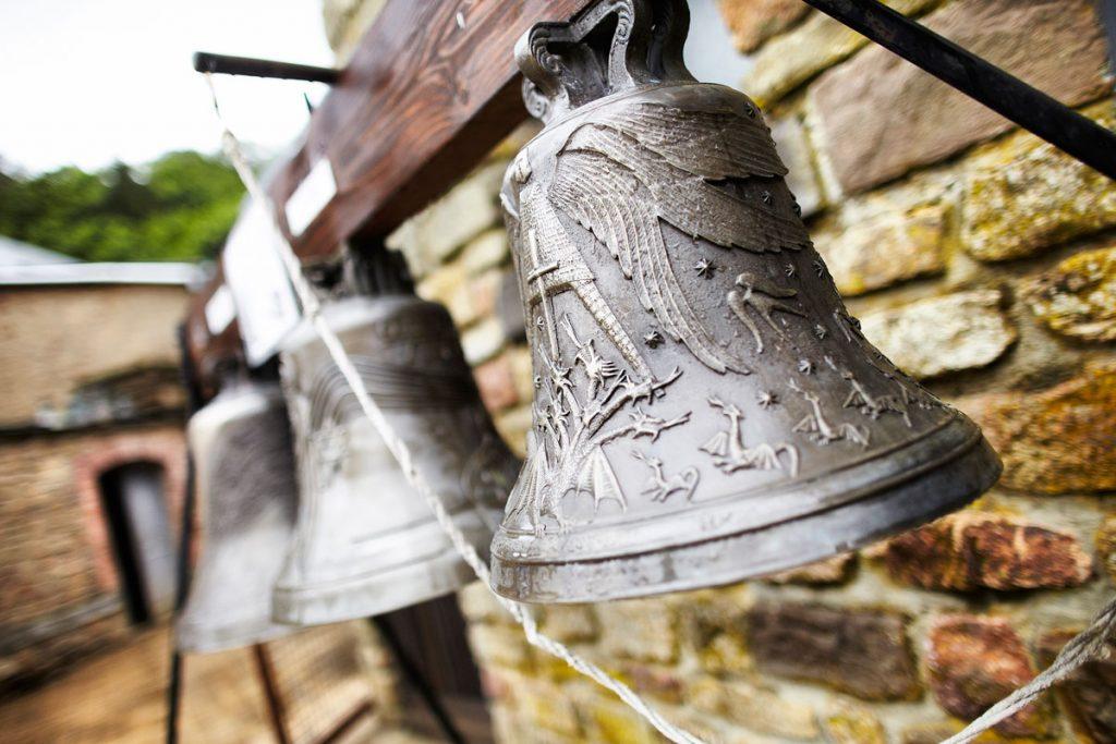 Fonderie de cloches Cornille Havard © Alexandre Lamoureux