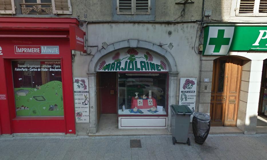 Local au 12b rue de France 88300 Neufchâteau
