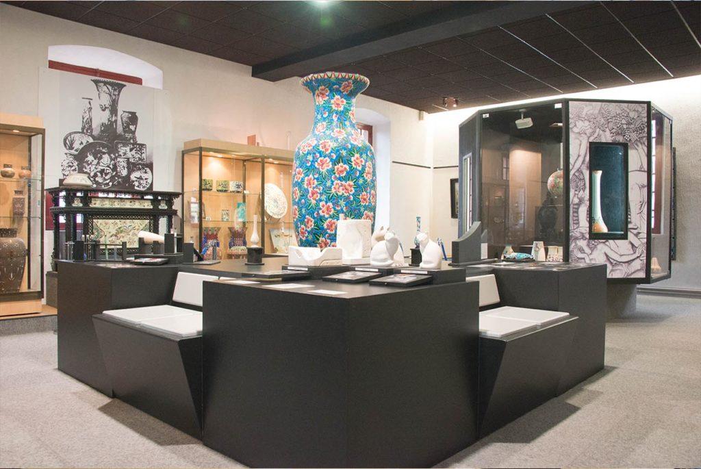 Le musée des émaux de Longwy