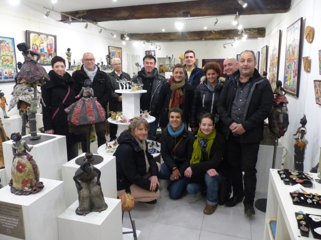 Le collectif Artis · Exposition P(ART)AGE