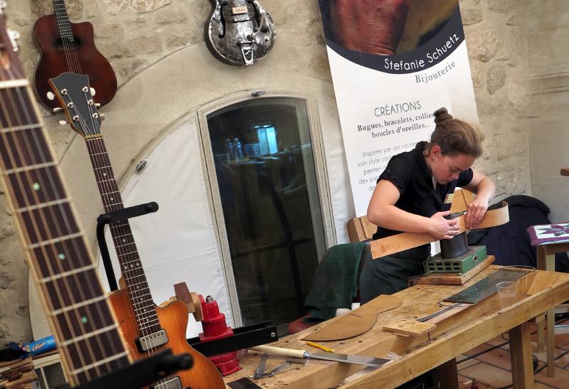 Atelier Christopher Schuetz · Luthier