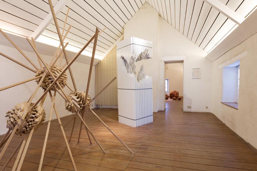 Exposition Cuisset · L'atelier d'Estienne