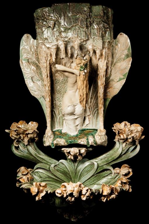 Lamarre & Charlon · Fontaine 1900 · Pour la Manufacture Pillivuyt