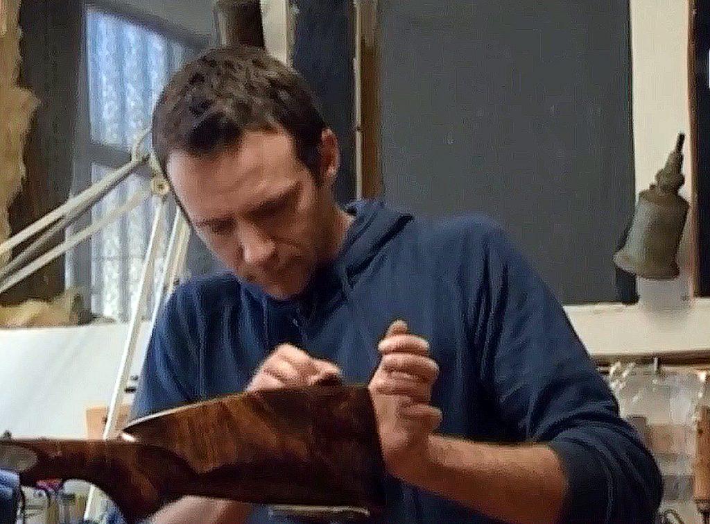 Sébastien Dechaud · Armurier