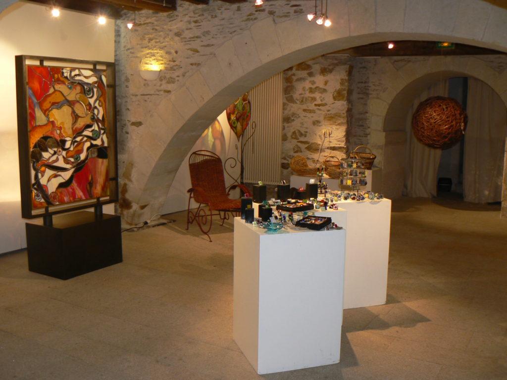 Exposition Métiers d'Art à l'Abbaye