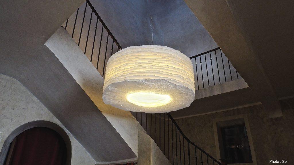 Jean-Luc Mare · Fabricant de luminaires · © Seli