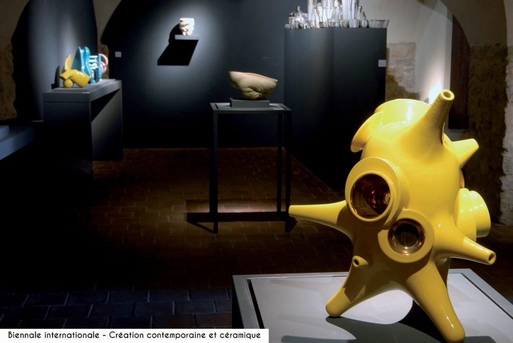 Biennale internationale · Création contemporaine et céramique