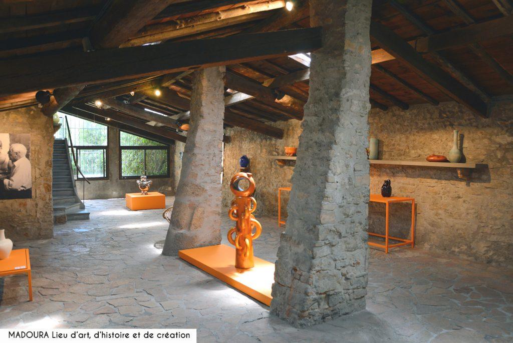 Madoura lieu d'art, d'histoire et de création