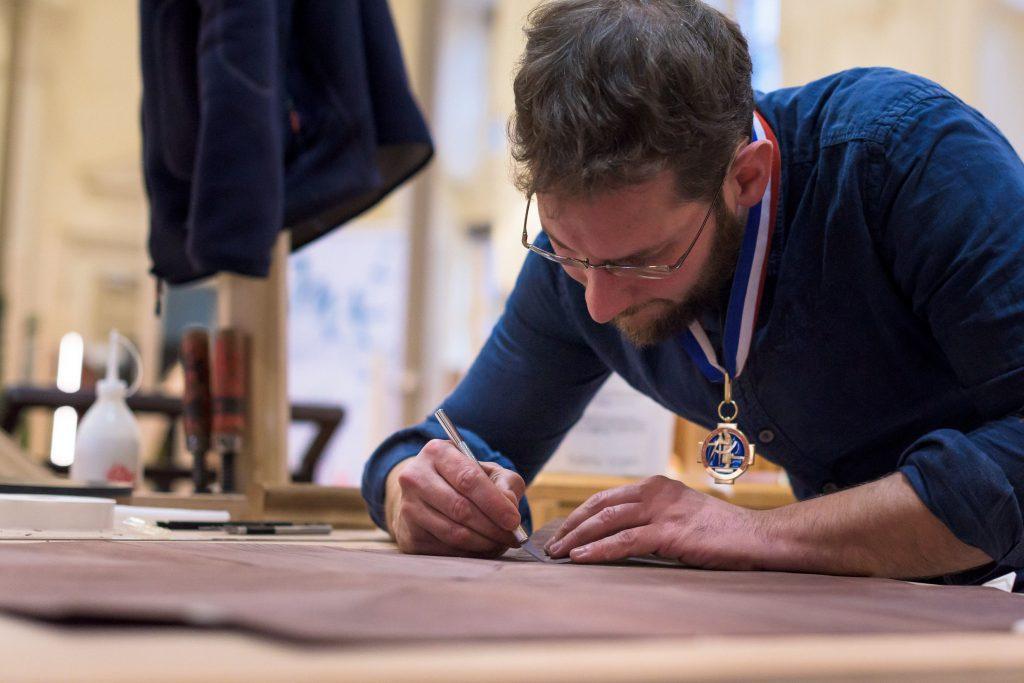 Jean Ledermann · Maître Ebéniste · Meilleur Ouvrier de France