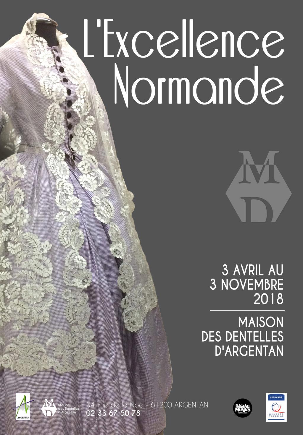 Exposition L'excellence normande · Argentan