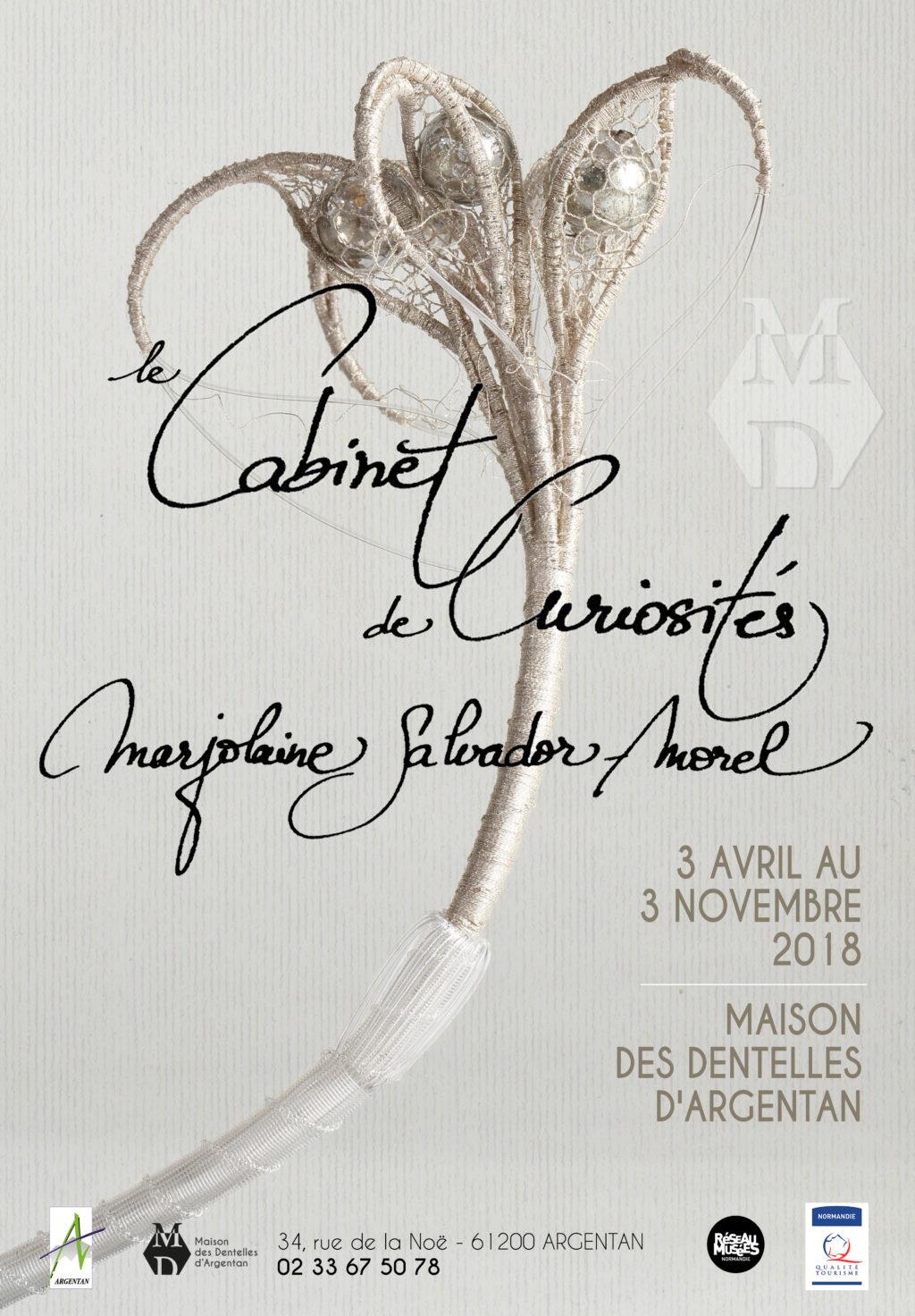 Exposition Le cabinet de curiosités · Argentan