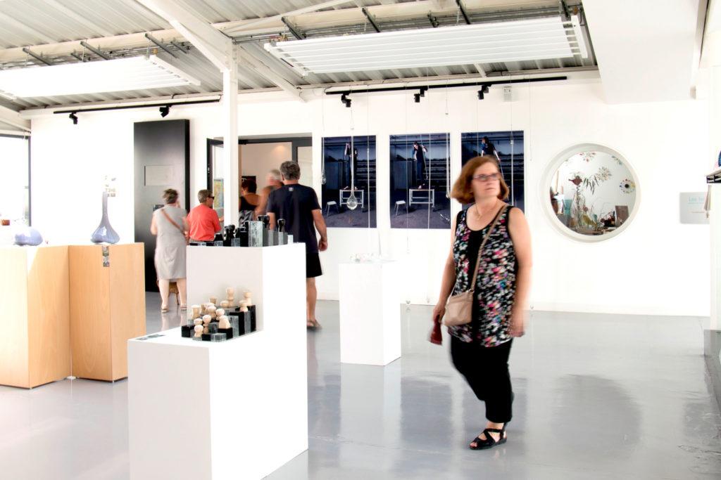 Exposition Galerie Atelier © Laetitia Lhermitte 2017