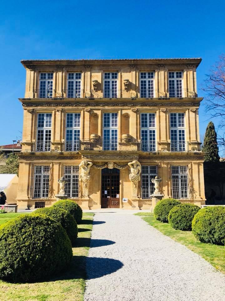 Le Pavillon Vendôme d'Aix en Provence