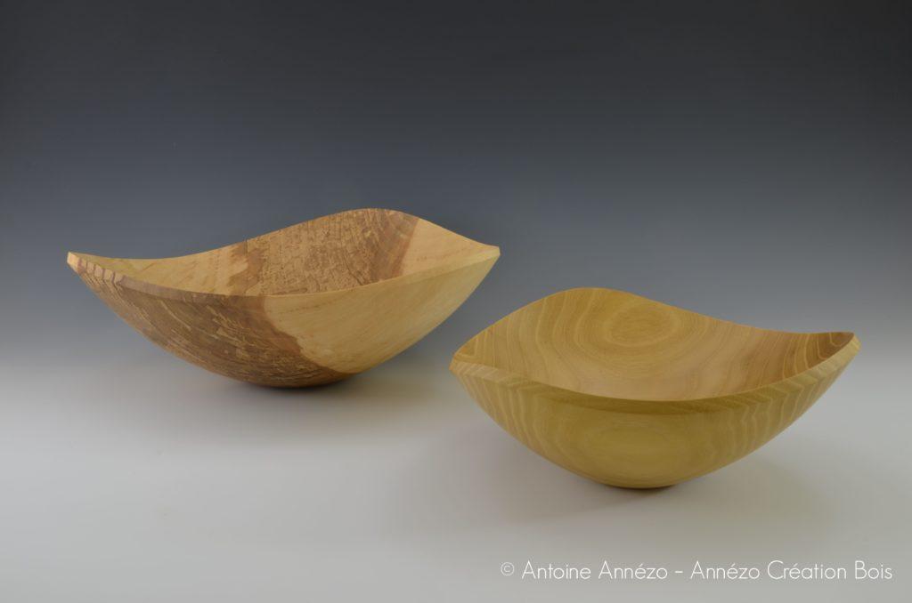 Antoine Annézo · tourneur sur bois · © Antoine Annézo
