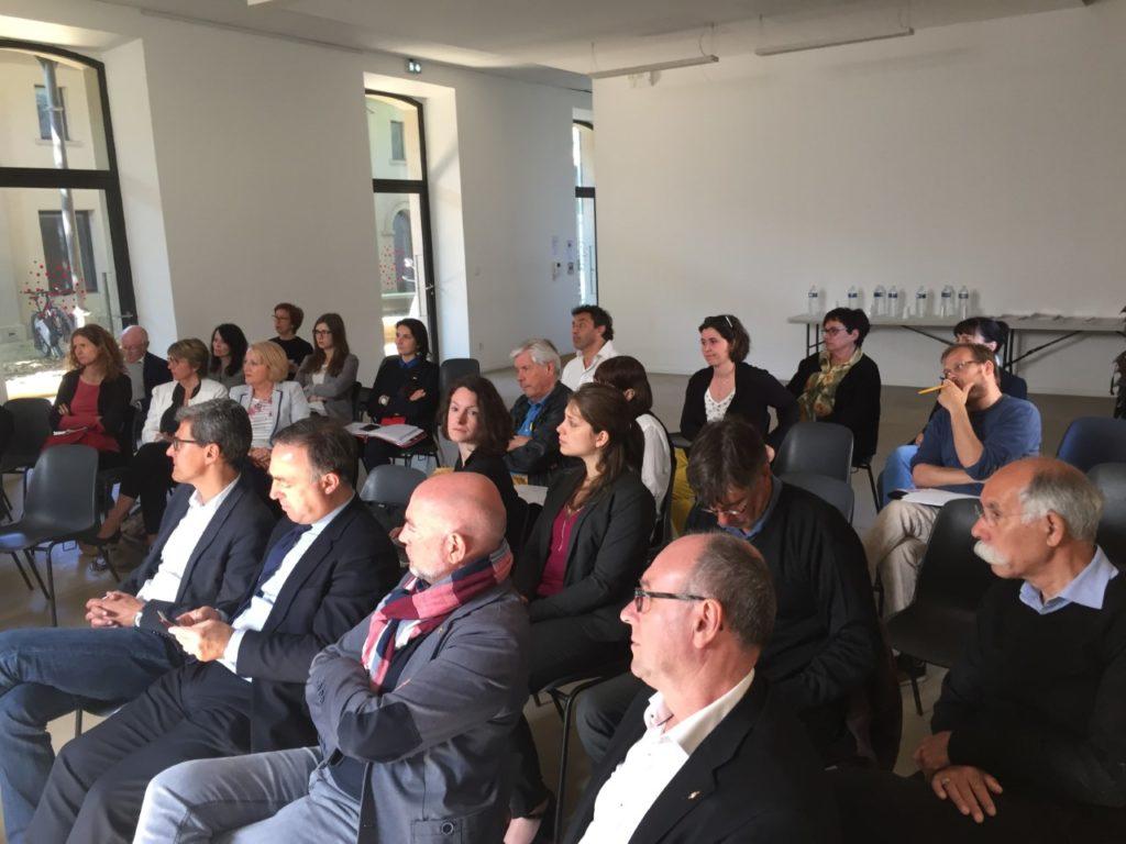 """Les adhérents du réseau """" Ville et Métiers d'Art """" à l'Atelier Grand Sud à Arles"""