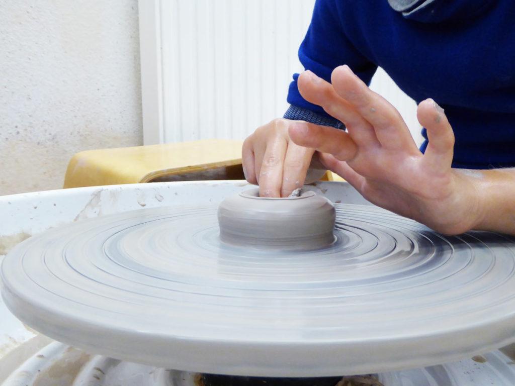 Cours de céramique