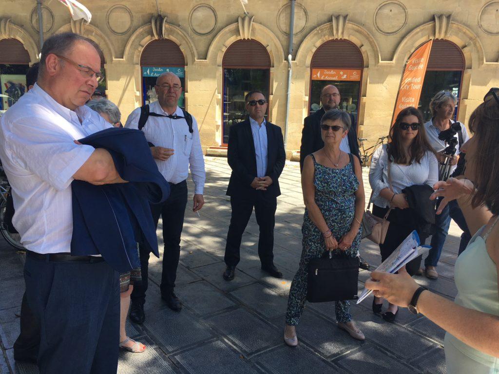 Visite guidée du centre historique de Montpellier