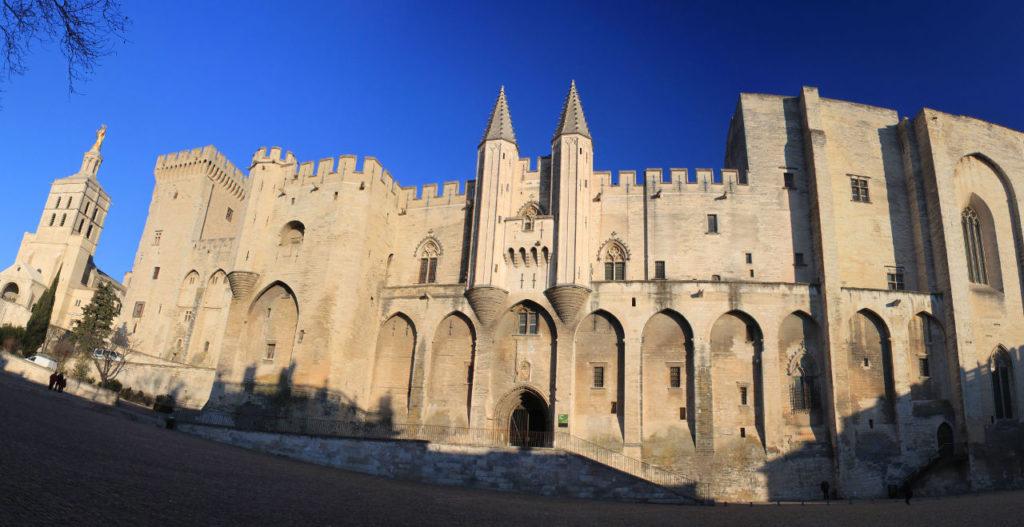 Le Palais des Papes· Avignon