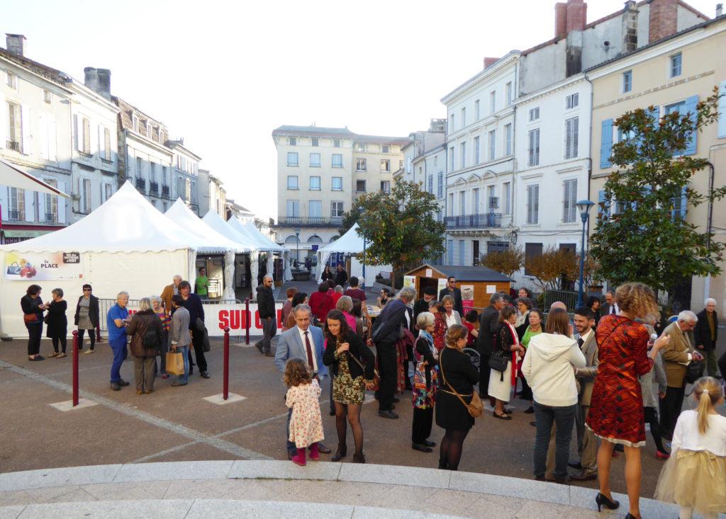 Rue des Métiers d'Art· Centre-ville de Nontron