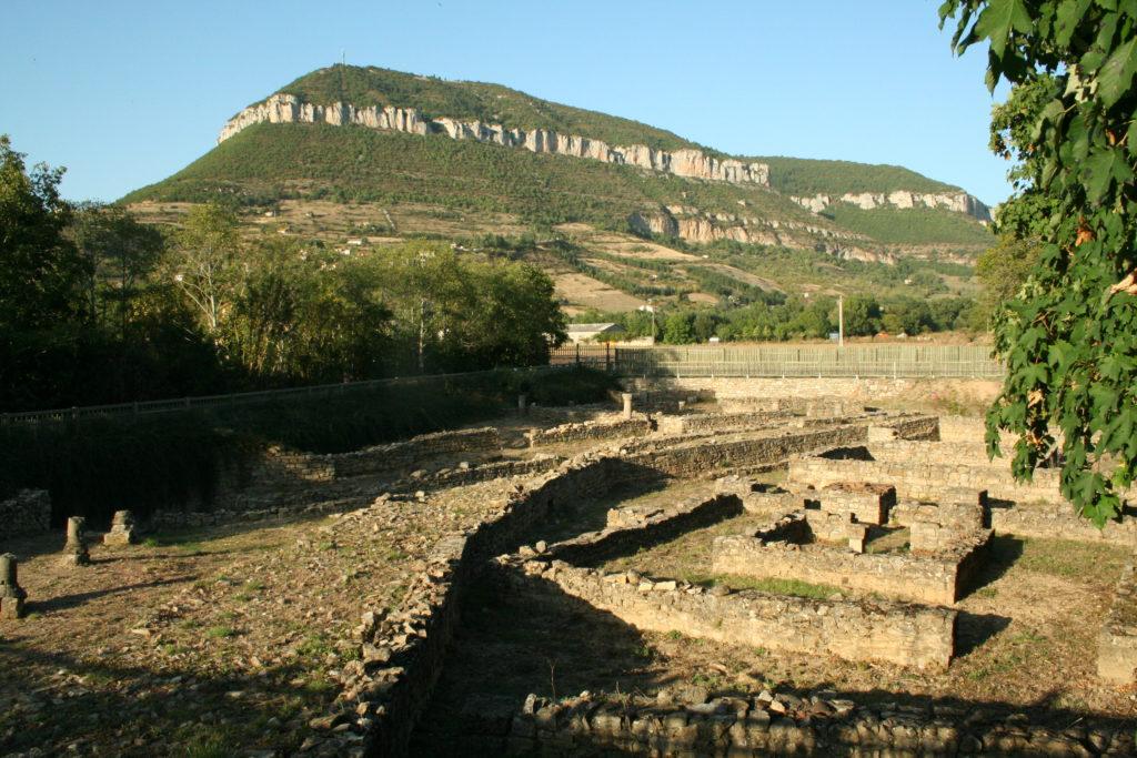 site archéologique de la Graufesenque à Millau © François Leyge
