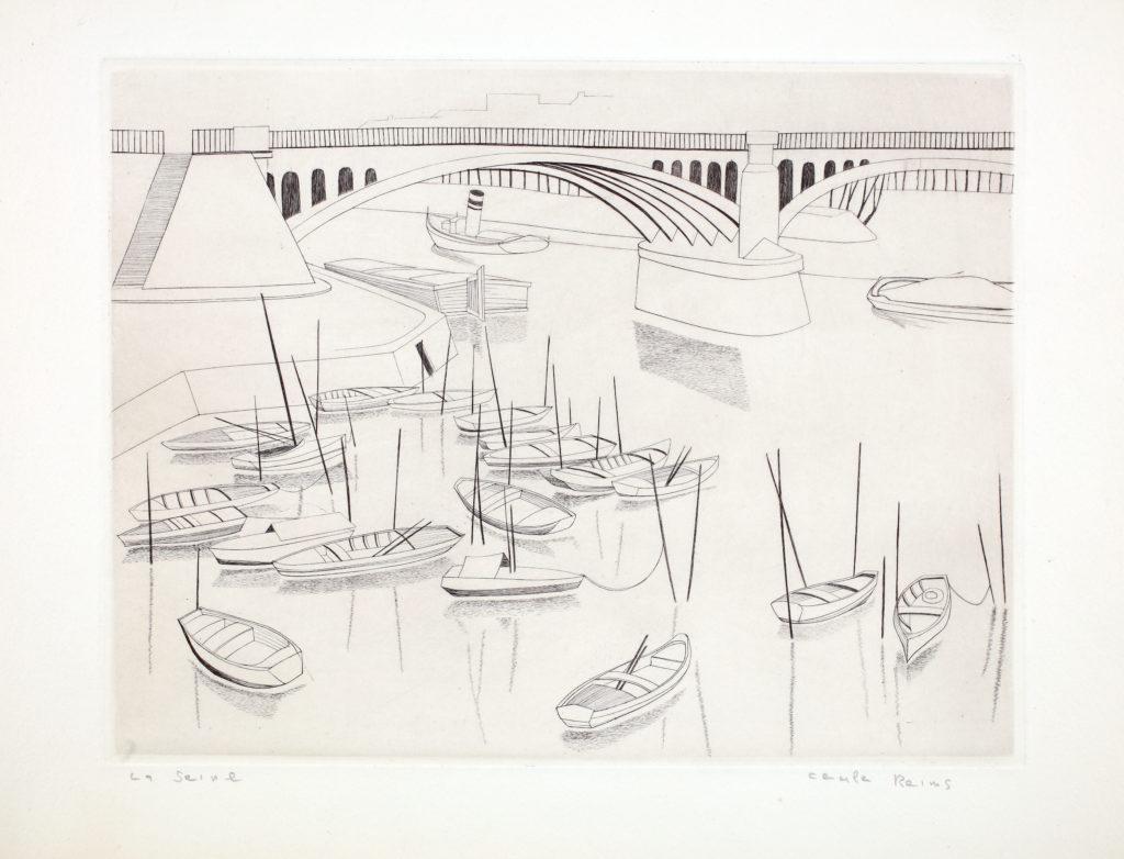 La Seine © Claude Darré