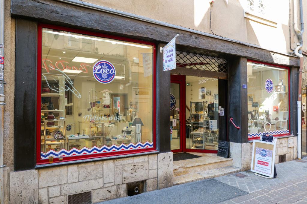 """La Boutique Métiers d'Art """"La Loco"""""""