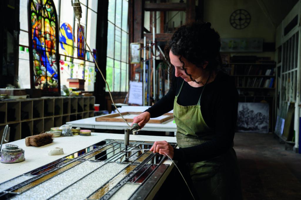 Elodie Vally - Atelier Lorin