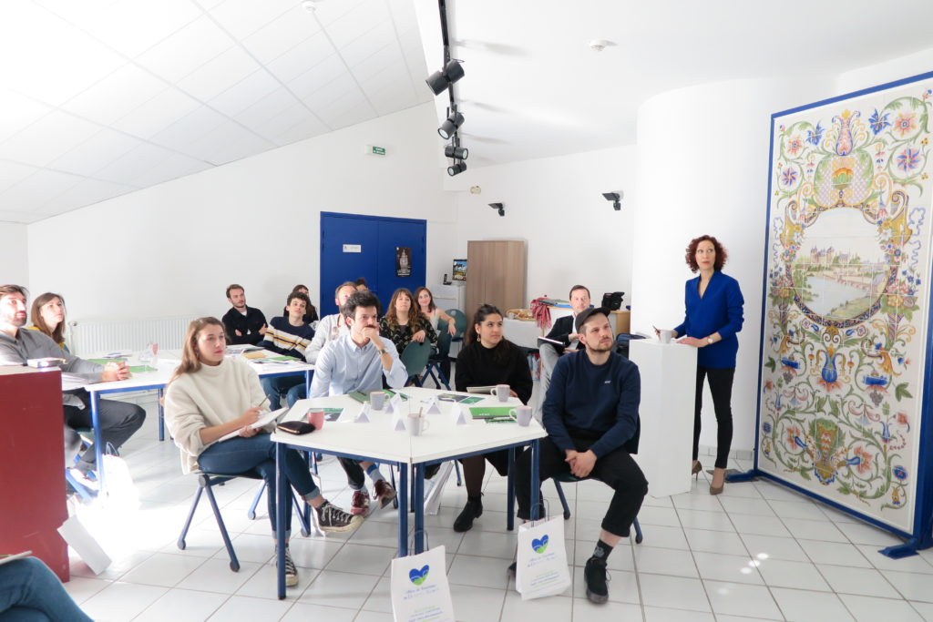 Réunion de présentation au Musée de la Céramique · DDCC 2019 © FF, JC Hecquet / MDC Desvres