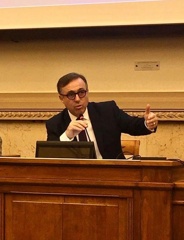 Philippe Huppé, Député de l'Hérault, Président de Ville et Métiers d'Art