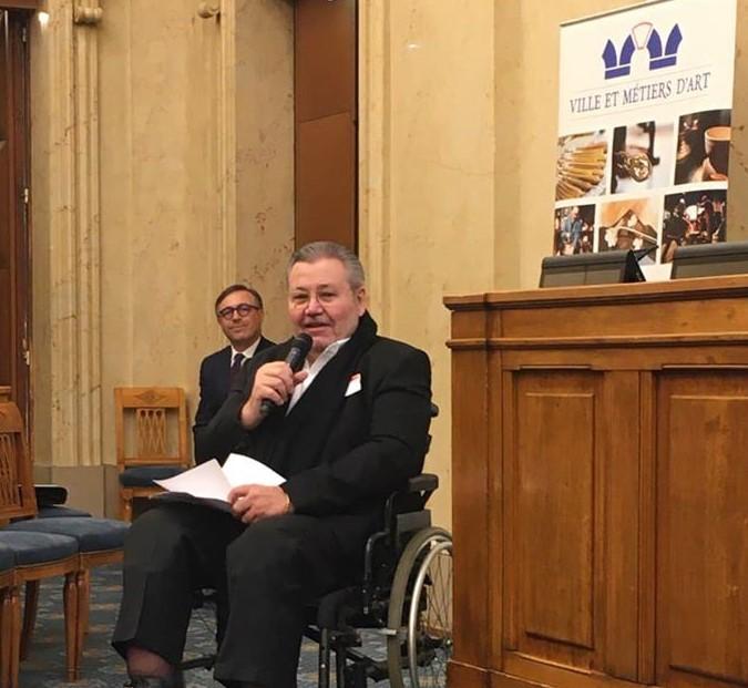 Patrick Toulmet, Délégué Interministériel à l'Apprentissage