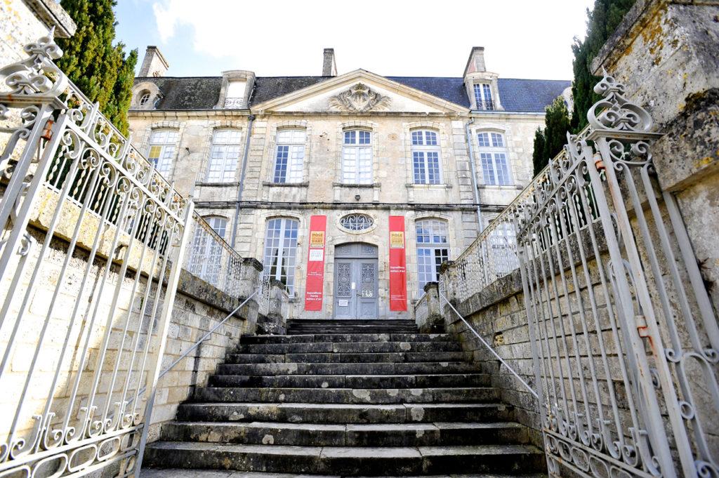 Château de Nontron - Entrée © PEMA