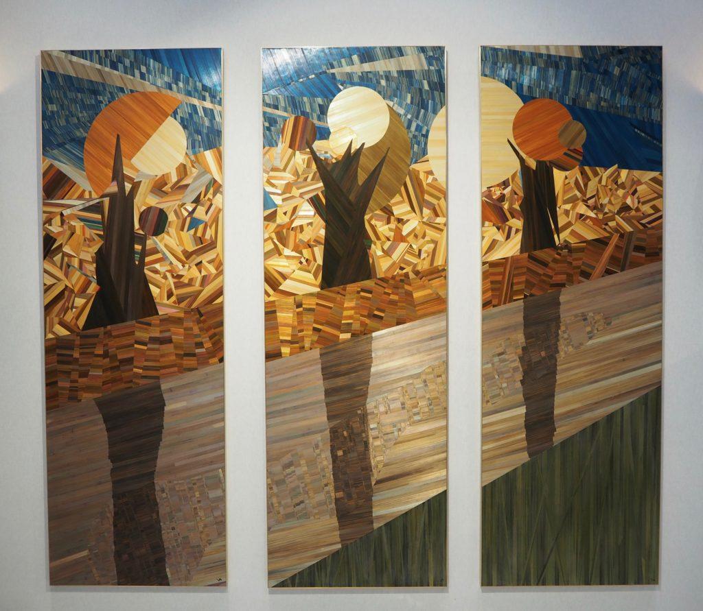 Valérie Colas Des Francs © Maison des Métiers d'Art de Ferrières en Gâtinais