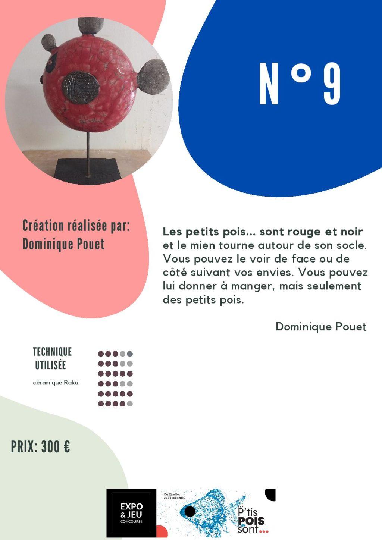 Poisson de Dominique Pouet
