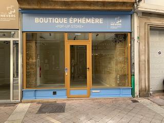 Local au 49 rue François Mitterrand 58000 Nevers