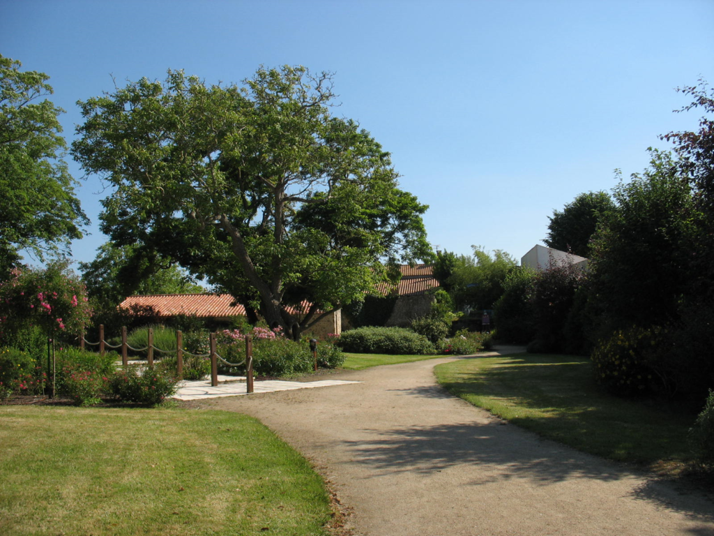 Jardin de Vaulieu