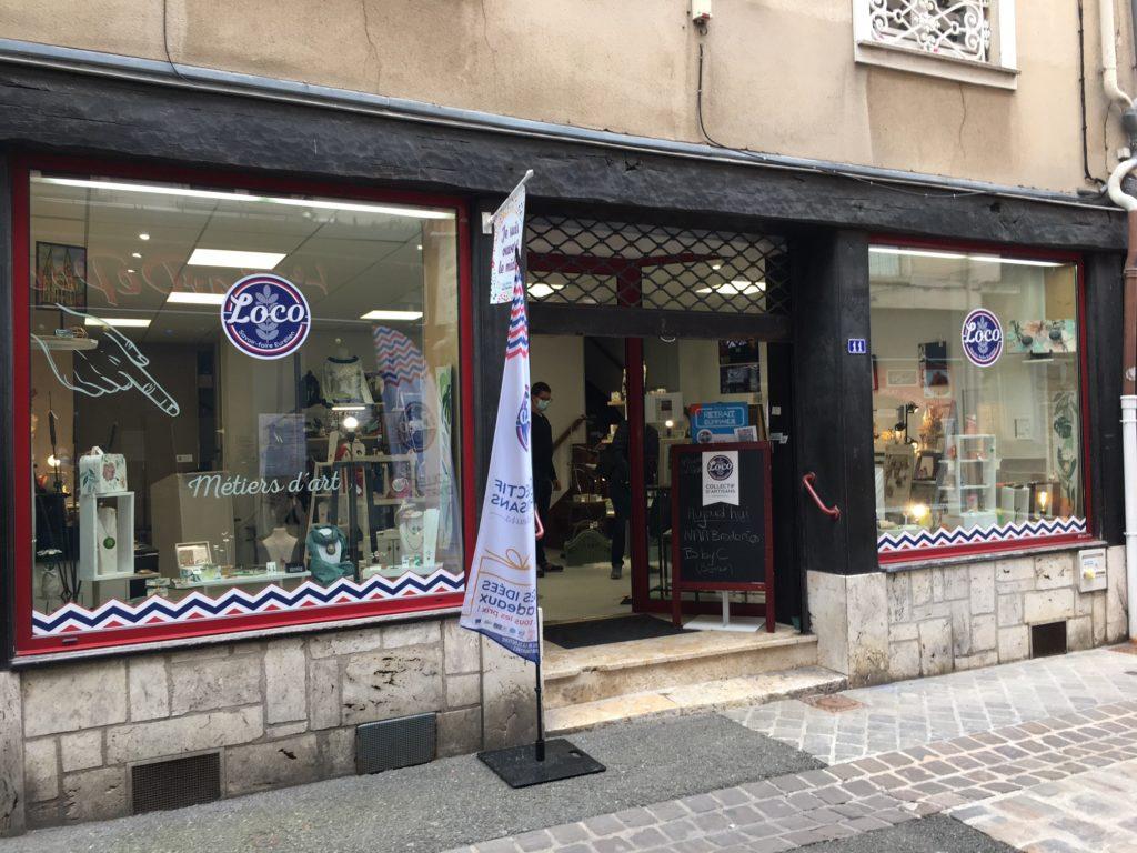 Boutique Loco Savoir-faire aurélien · Chartres
