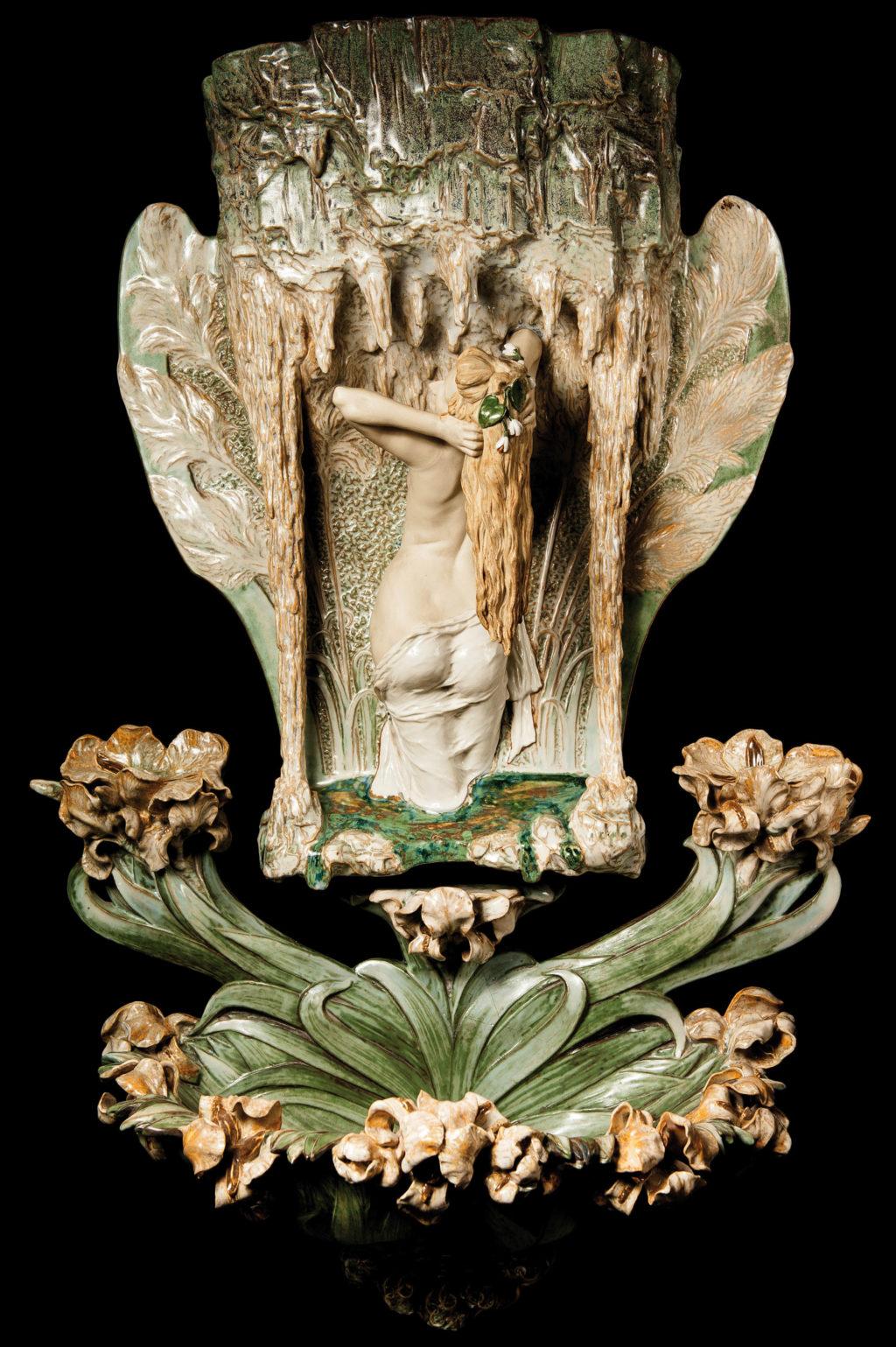 Lamarre Charlon · Fontaine 1900 · Pour la Manufacture Pillivuyt
