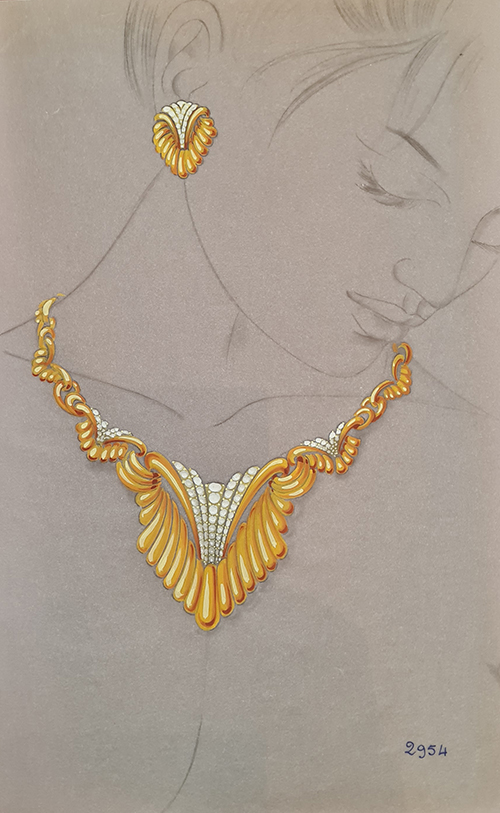 Collection privée Jean Closset © Florence Closset