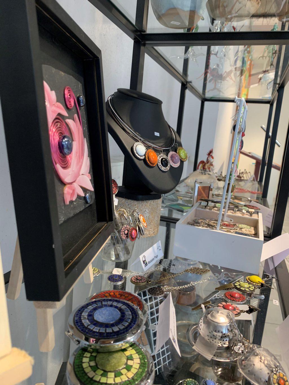 Boutique à la Maison des Métiers d'Art · Ferrières en Gâtinais