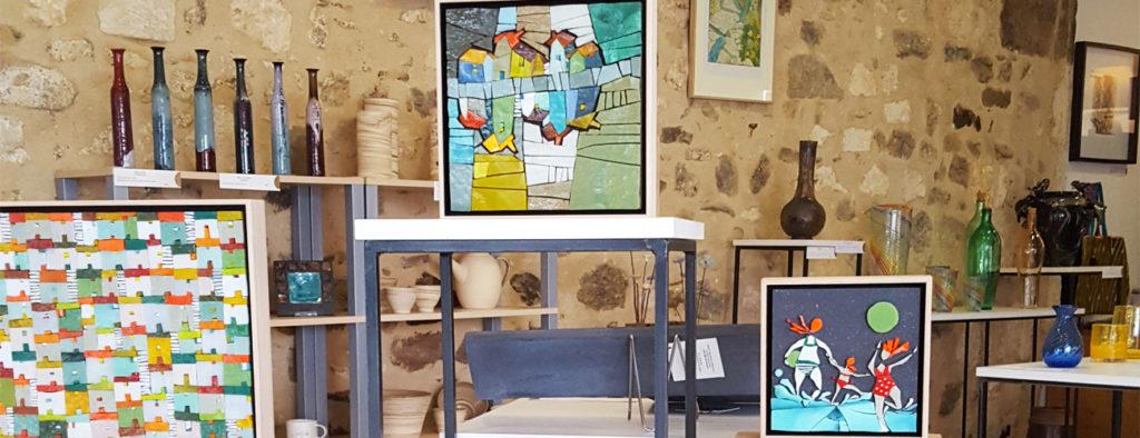 Boutique Métiers d'Art · Nontron