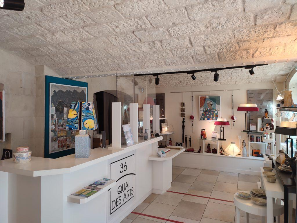 Boutique 36 Quai des Arts · Niort